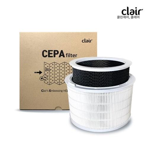 [클레어] 클레어K 리필용 필터 (K-CEPA-SF)