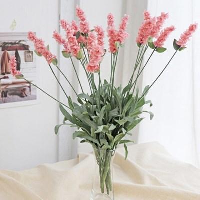 달콤한 핑크빛 스윗 라벤더 - 인테리어조화