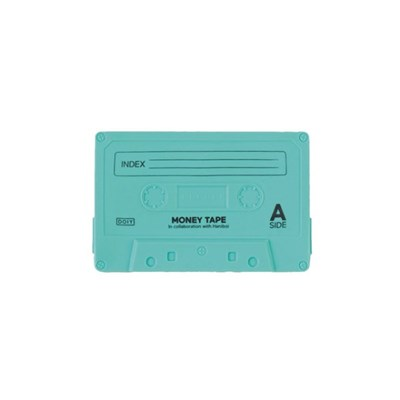 [도이] 휴대용 동전지갑 미니 파우치 카세트 그린_(2952930)