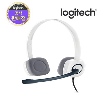 로지텍코리아 정품 H150 헤드밴드형 스테레오헤드셋_(780353)