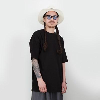 365 Overfit T-Shirts Black