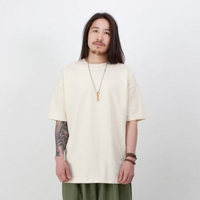 365 Overfit T-Shirts Beige