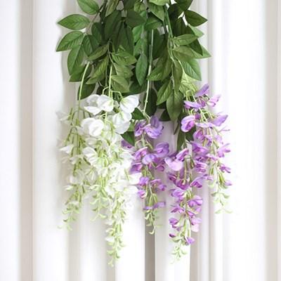등나무꽃 바인 조화 가지 (2colors)_(1927893)