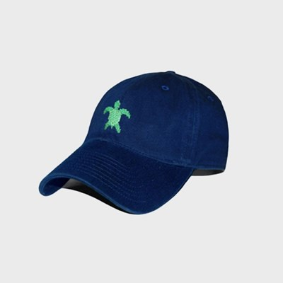 [Smathers&Branson]Adult`s Hats SeaTurtle on Navy