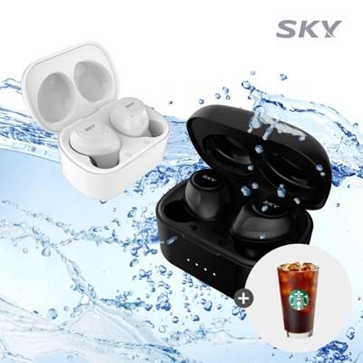 스카이 핏 X 액티브 블루투스이어폰 10h재생 IP67방수