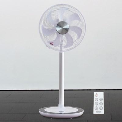 BONUM 보눔 35cm BLDC 초절전 스탠드형 리모컨 선풍기(휠터치) HL-DF