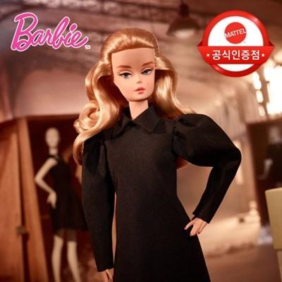[바비 콜렉터] BFMC 블랙 미니 드레스 바비_(1179969)