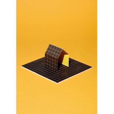 핀즐 32. House Futur (A1아트포스터+에디터스레터)