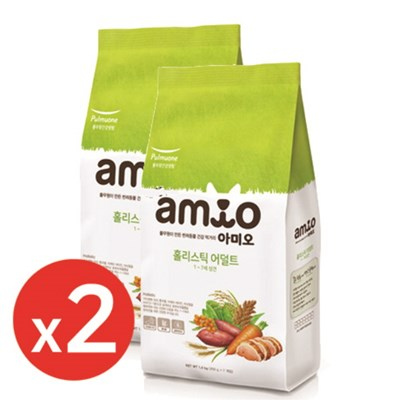 아미오 홀리스틱 어덜트 (1.4kg) x2