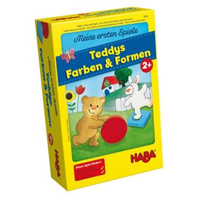 하바 곰돌이의 색깔과 모양 보드게임_(301803882)