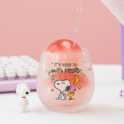 [Peanuts] 월간 스누피 두번째 이야기 유리컵 2종