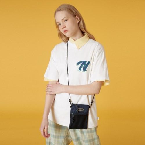Double N tshirt-white_(1578016)