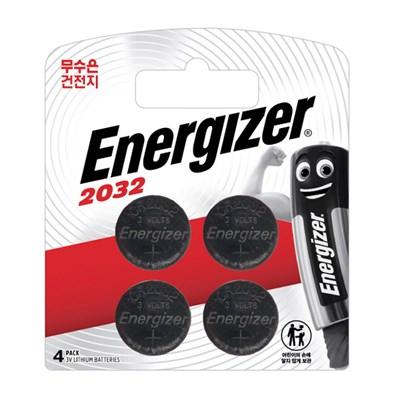 에너자이저 코인건전지 CR2032 (4입)