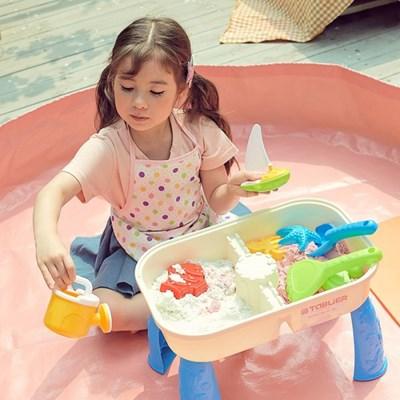 [따블리에] 모래놀이 테이블 장난감