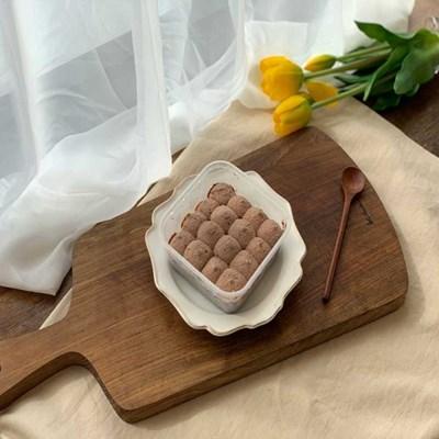 써니브레드 글루텐프리 다크초코 떠먹는 케이크