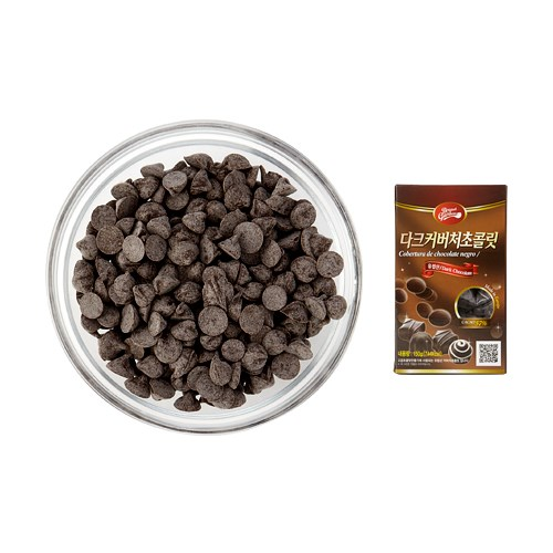 초코빅 프리미엄 다크커버처 초콜릿 (카카오57%) (no.4345)