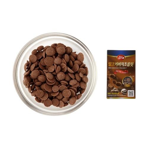초코빅 프리미엄 밀크커버처 초콜릿 (카카오36%) (no.5118)