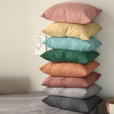 먼지없는 베이직 베개커버(50x70)-9color