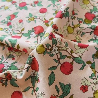 [Fabric] 로맨틱 애플트리 린넨 Romantic Apple Tree Linen