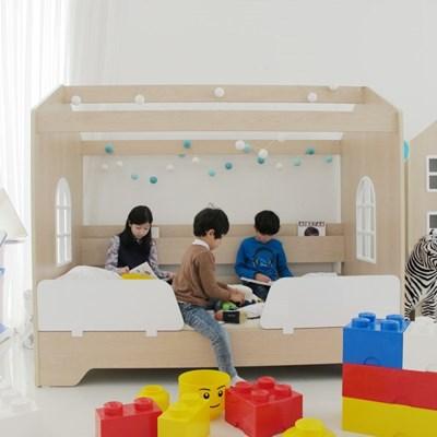 슈에뜨 하우스 침대 A형(알로 매트 포함)