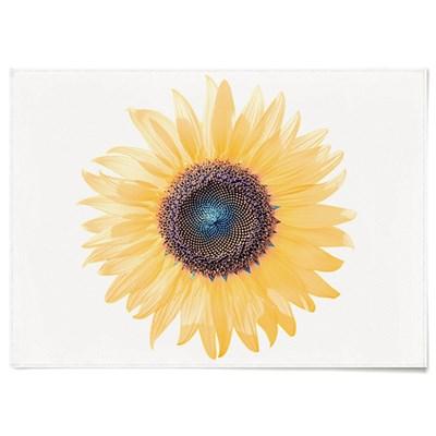 패브릭 포스터 F156 돈들어오는 꽃 그림 액자 해바라기 3