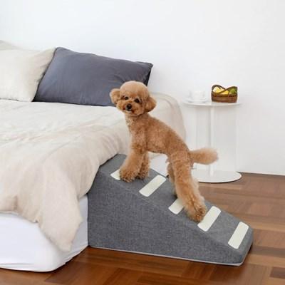 올라가개 강아지 슬라이드 계단