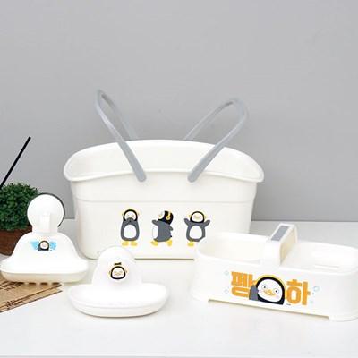 펭수 욕실용품세트 [나혼자템]