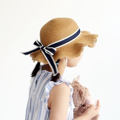 여성 왕골모자 밀짚모자 여름모자 모자[SB-12 미니 썸머앵글 왕골햇]