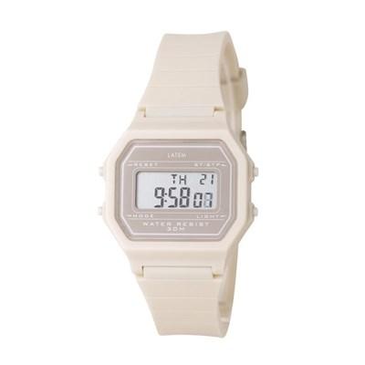 디지털 러버 시계_아이보리(AG2G0702DAII)