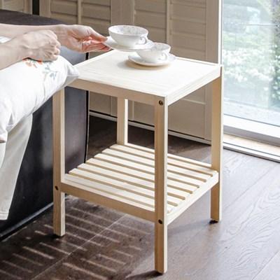 [올리빙] 원목 미니 테이블