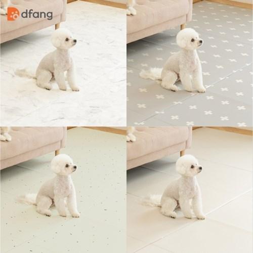 디팡 펫폴딩타입 6칸 (소형견) 디자인선택 / 강아지매트