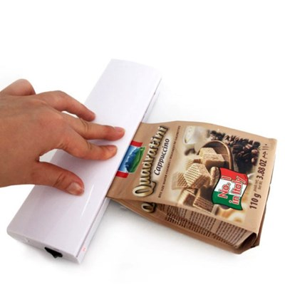 비닐밀봉기 접착기 실링기 열 핸드실러
