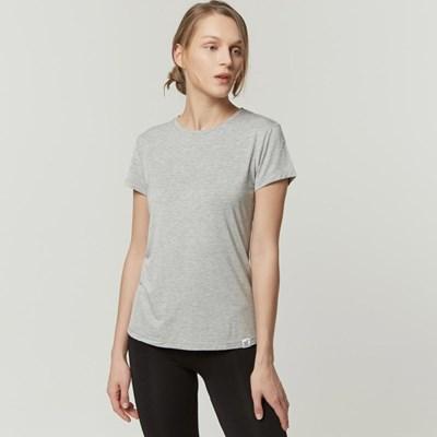 [세트]부디 티셔츠 세트(크루넥티셔츠 1+크롭 레깅스1)_(1191933)