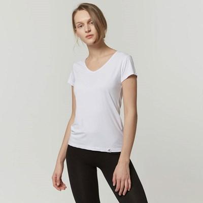 [세트]부디 브이넥 티셔츠 세트(브이넥티셔츠 1+크롭 레_(1191928)
