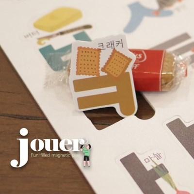 [꼬메모이]쥬에 드로우 4종 택1 / 자석 교구 퍼즐 칠판 유아 놀이
