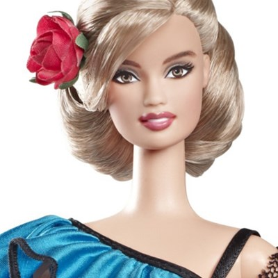Argentina Barbie Doll - W3375/바비인형/마론인형/패션돌