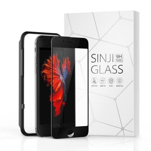 아이폰6/6S 3Dx 터치 풀커버 강화유리 액정보호필름