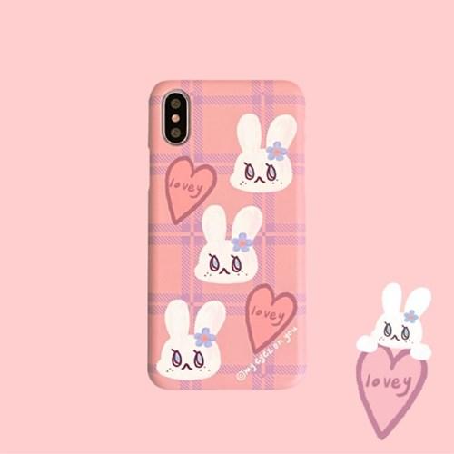 Heart lovey_hard 핸드폰하드케이스/아이폰케이스/갤럭시케이스