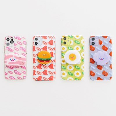 WATER PHONE CASE - HAPPY PICNIC series