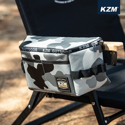 카즈미 사이드 오거나이저 백 K20T3Z004 / 가방 힙색 크로스백