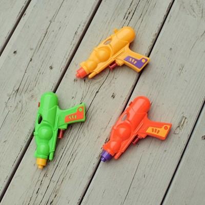 [따블리에] 미니 포켓 물총(2개세트)