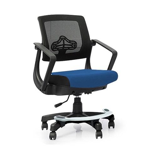 발받침의자 학생의자 회전의자 책상의자 사무용의자