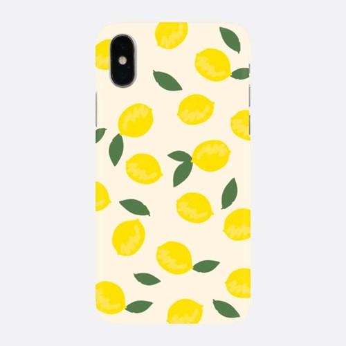 레몬 샤워 하드케이스
