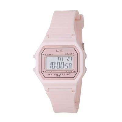 베이직 디지털 러버 시계_핑크(AG2G0702DAPP)