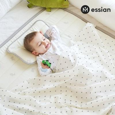 에시앙 아이스 4D매쉬 래빗 쿨매트+쿨베개 (아이보리)_(950184)