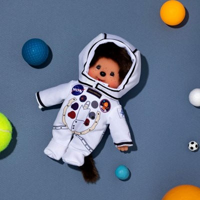 Monchhichi Astronauts Space Suits With Helmet S