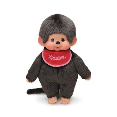 Premium Standard Monchhichi Brown Boy L