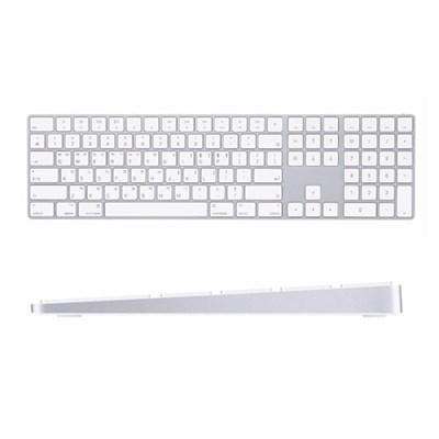 Magic Keyboard with Numeric Keypad Silver 한국어