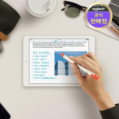 로지텍 CRAYON iPAD 디지털 펜슬/아이패드 전용/8세대 지원