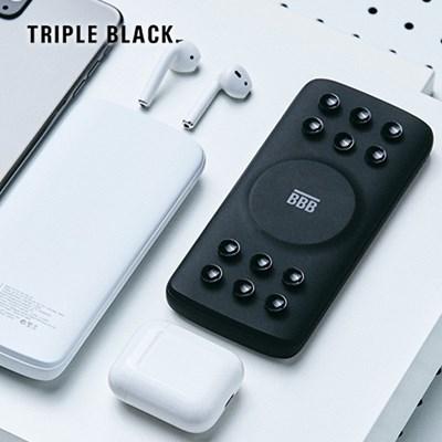 [트리플블랙] 무선 흡착 보조배터리 R3